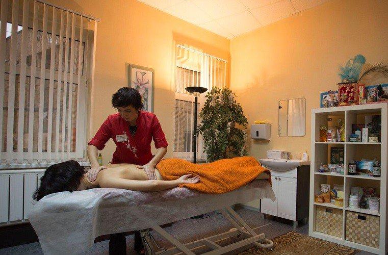 Что нужно в кабинет массажа