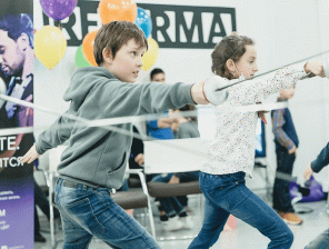 Презентация Reforma Kids Acting School состоялась!
