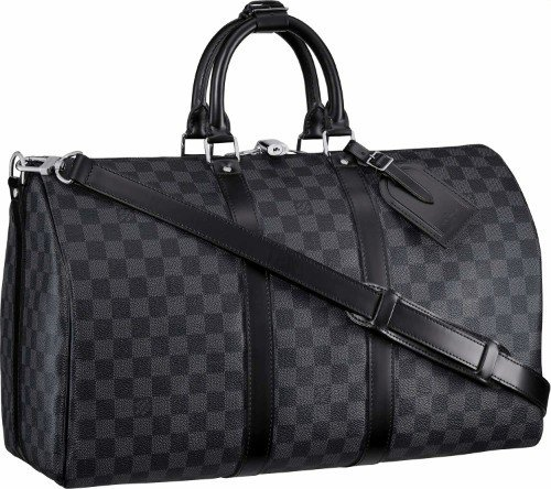 Keepall 45 with Shoulder Strap DGC