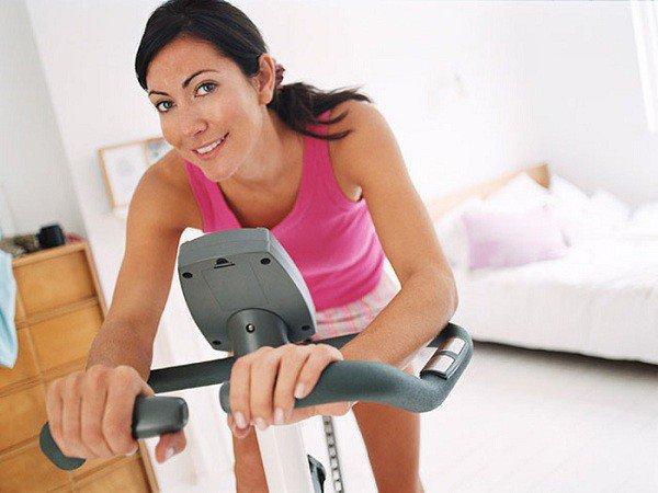 Велотренажер: как правильно заниматься, чтобы похудеть