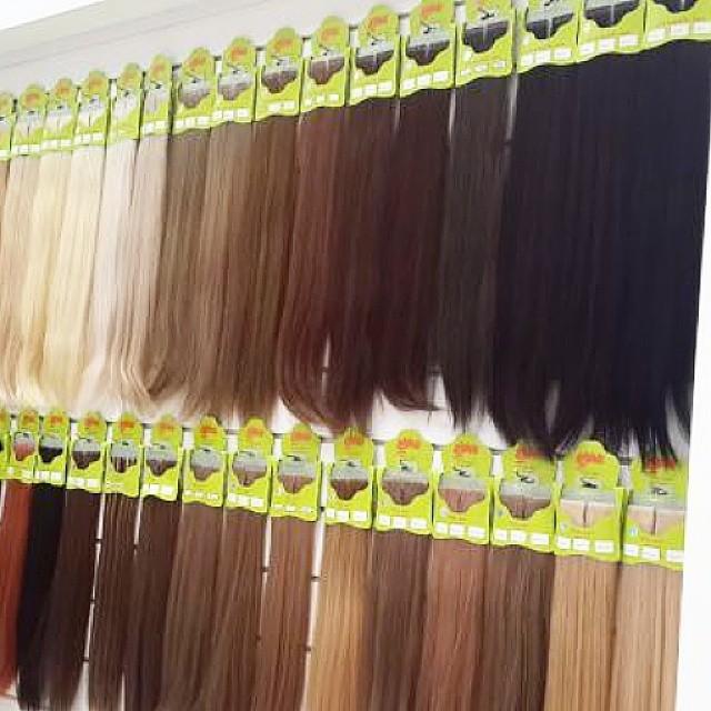Натуральные волосы производители