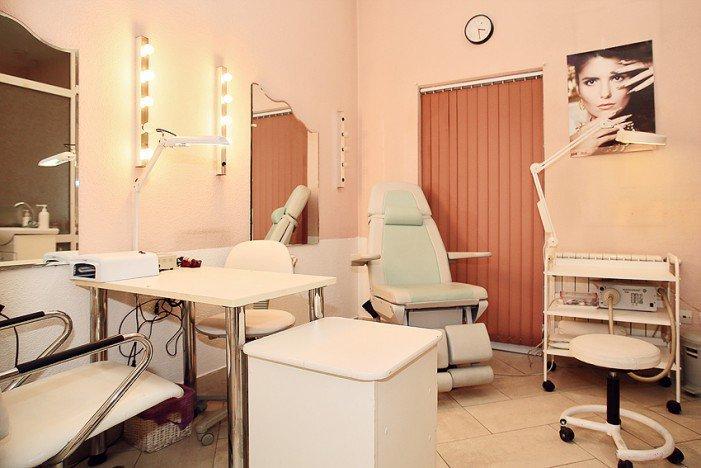 """Центр парикмахерского искусства ольги берберян """"космос"""", сал."""