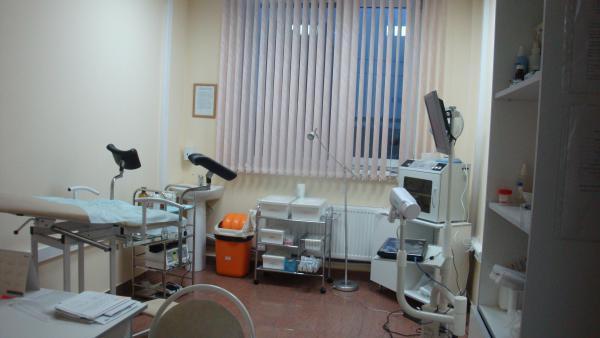 фото в кабінеті гінеколога