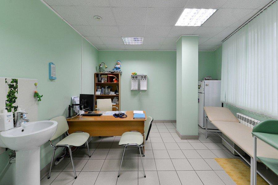 Оснащение кабинета врача терапевта поликлиники